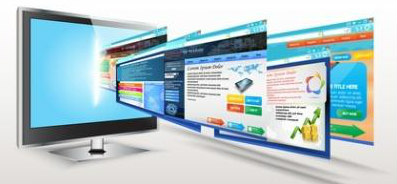 getting started online with building your first website
