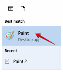 how to take a screenshot using Microsoft Paint