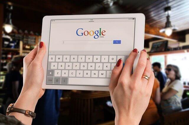 Google Search Engine Ranking