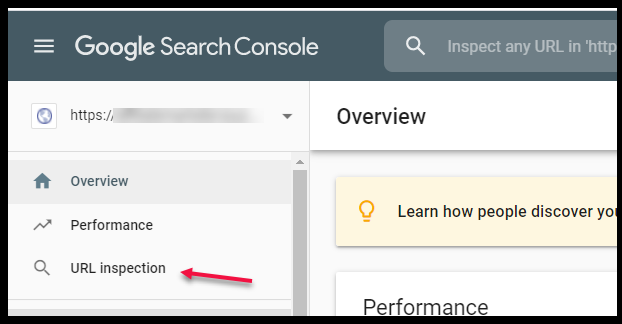 First steps to Indexing Your Post in Google Search Console